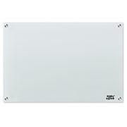 Quadro magnético 90x60 branco de vidro GL9060MAG