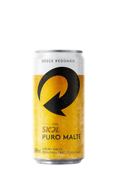 Cerveja Skol Puro Malte 269 ml Lata