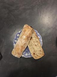 Pão Ciabatta - 120g