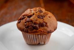 Muffin Banana e Gotas de Chocolate