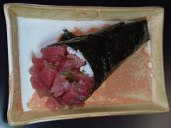 2 por 1: Temaki Atum com Cebolinha
