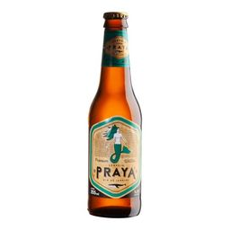 Cerveja Praya Witbier Long Neck