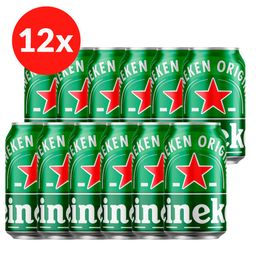 (Lata 350) - Combo Heineken Alemanha