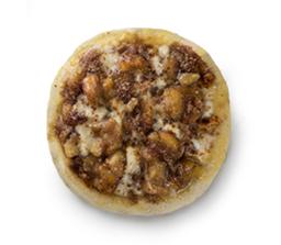 Pizza Brotinho de Banana