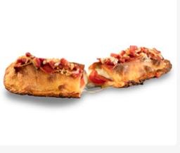 Calzone bacon & pepperoni