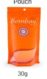 Pimenta Branca Pó Bombay Ct
