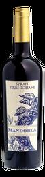 Vinho Tinto Italiano Mandorla Syrah 750 mL
