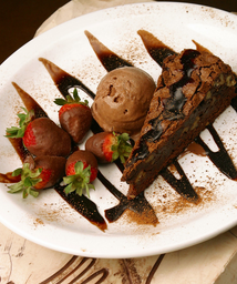 Chocolate Fudfe Brownie