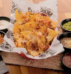 Nachos Tortilla Chips Queijo E Bacon
