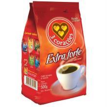 3 Corações Café Extra Forte