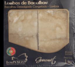 Bom Porto Gourmet Bacalhau Lombo