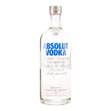 Vodka Absolut Natural 1L - Cód.291569