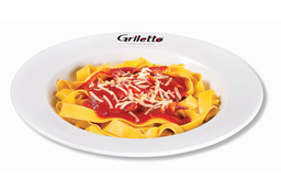 Pappardelle - 250g + Refri Lata + Sobremesa