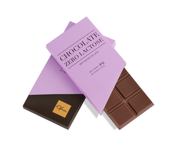 Tablete de Chocolate - Sem adição de leite