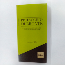 Tablete de Chocolate Pistacchio - 100g