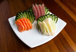 Sashimi Haddock - 4 Peças