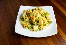 Curry Yakimeshi