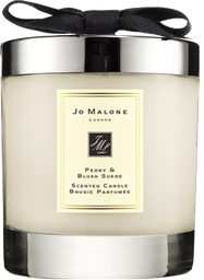 Peony & Blush Suede Scented Candle