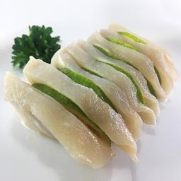 Sashimi de Peixe Branco - 8 Unidades