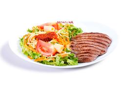 Com Salada - Top Side | Filé de Coxão Mole Bovino