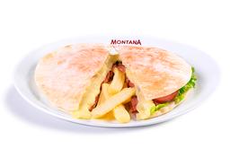 Calabresa  - Acompanha Fritas Montana