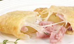 Pastel De Presunto E queijo - 20 cm