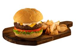 Montana Salad Burger