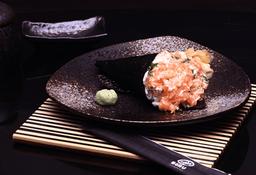 2X1 Temaki de salmão tradicional