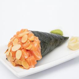 Temaki de Salmão Crunchy - 150g
