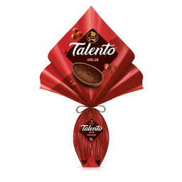 Ovo de Páscoa Garoto  Talento Avelãs 350 g