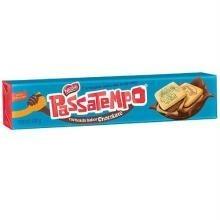 LEVE 4 PAGUE 3 Passatempo Biscoito Nestlé Recheado de Chocolate
