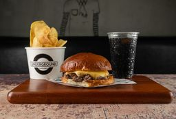 Single Cheeseburger - 300