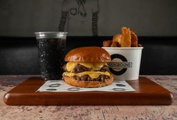 Double Cheeseburger - 301