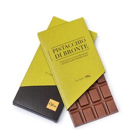 Tablete de Chocolate - Pistacchio