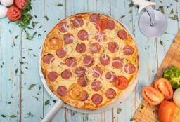 Pizza Grande De Calabresa