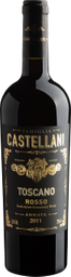 Vinho Famiglia Castellani Toscana Igt 2011 750 mL