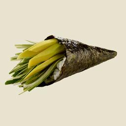 Temaki Veggie De Pepino E Abacate