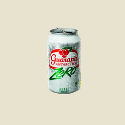 Guaraná Zero - 350ml - 100004