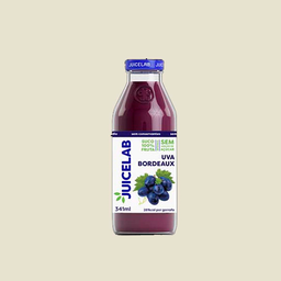 Suco Uva Bordeaux - 341ml