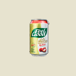 Chá Feel Good Branco Com Lichia - 330ml - 100032