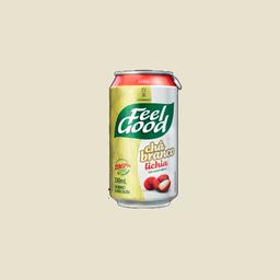 Chá Feel Good Branco Com Lichia - 330ml - 100032