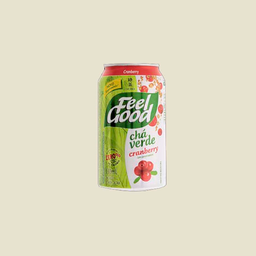 Chá Feel Good Verde Com Cranberry - 330ml - 100033