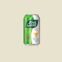 Chá Feel Good Verde De Laranja Com Gengibre - 330ml - 100034