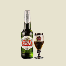 Stella Artois Long Neck - 275ml