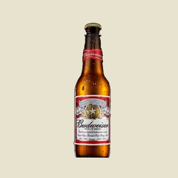 Budweiser - Long Neck - 343ml - 100015