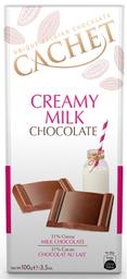 Chocolate Cachet Ao Leite