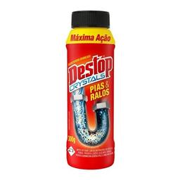 Desentupidor Destop Crystals 300 g
