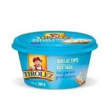Queijo Cottage Tirolez Pote 200 g