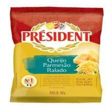 Queijo Parmesão Ralado Président 100 g