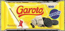 Chocolate Garoto Negresco Barra 100g